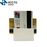 lector ic al por mayor-Precio barato Mini Mobile 3 Track MSR IC Bluetooth MPOS Lector de tarjetas con SDK gratuito MPR100