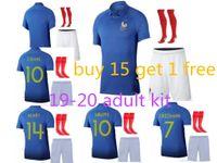 1755fd895 Wholesale france soccer kit for sale - adult kit France stars Special  Edition Centenary jerseys HENRY