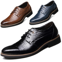 Großhandel Neue Männer Aus Echtem Leder Nähen Schuh Hand