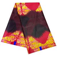 tela de brocado africano al por mayor-6 yardas tela africana bazin riche tela de encaje africano tela de encaje de alta calidad getzner brocado bazin riche
