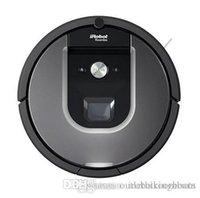 robô cinzento venda por atacado-Liberação Authentic Gray iRobot Roomba 961 Robot Vacuum com conexão Wi-Fi Works Outlet