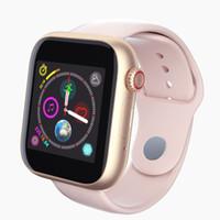 reloj alarma para niños al por mayor-Z6 Reloj inteligente para niños Tarjeta SIM Hombres Reloj para teléfono Bluetooth Reproductor de audio y video Alarma de sueño Reloj inteligente para mujer para Android IOS Relojes