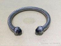 bracelets livraison gratuite achat en gros de-2019 femmes femmes dames punk bracelets de personnalité conception unique bracelets bracelet avec boîte livraison gratuite