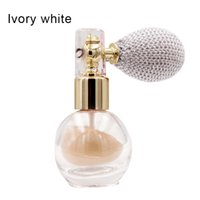 botellas de mini brillo al por mayor-Nuevo Portátil Mini Spray Nail Glitter Eye Shadow Atomiser Botella de perfume Maquillaje Shiny Glitter Highlighter Shimmer Chrome