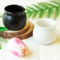 Vaso In Ceramica Foglia Forma Home Decor Fiore Vaso Ornamento Moderno Decorativo Per Soggiorno Cucina