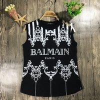 Wholesale womens fashion clothing for sale - Balmain Womens Designer T Shirts High quality Women Shirts Luxury Women Brand Sweater Tees Balmain Women Clothes