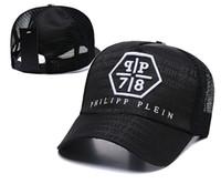 için hip hop şapkaları toptan satış-Yüksek kalite Lüks snapback kapaklar erkekler kadınlar Gorras kemik Casquette golf Tasarımcı Şapka snapbacks hip hop Açık Spor beyzbol şapkası