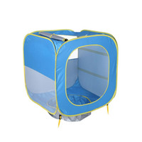 Wholesale build tent for sale - Group buy Beach Camping Tent Build Automatically Tent Children s Toy House Up Beach Garden Shade Sun Shelter Child Game j25