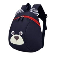 Wholesale bags for baby designer for sale - Group buy 100 New Brand L Children School Bags New Cute Anti Lost Children S Backpack School Bag Backpack for Children Baby Bags