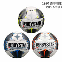 New 2019-2020 Bundesliga soccer match ball particles non-slip football top quality size 5 free shipping balls