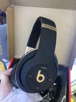 en kaliteli kulaklıklar toptan satış-2019 En İyi Kalite stou dio3 Kablosuz Kulaklık Stereo Bluetooth Kulaklık kulakiçi Mic ile Kulaklık Desteği TF Kart iPhone Samsung Için SL3 4