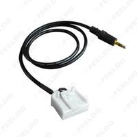 аудио-адаптер toyota оптовых-оптовые продажи 20PIN автомобильный AUX IN аудио кабель 3,5 мм CD-плеер адаптер кабель для Toyota Camry / Corolla / Reiz / RAV4 / Highlander # 3231