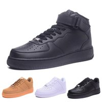 Wholesale discount outdoor sports resale online - Brand discount One Dunk Men Women Flyline Running Shoes Sports Skateboarding Ones Shoes High Low Cut White Black Outdoor Trainers LS66