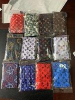 модные банданы женщины оптовых-Дизайнер Durags Bandanas (61 дизайн) для мужчин и женщин Модный бренд Silky Durags Headwraps Мужские хип-хоп кепки Заводская цена