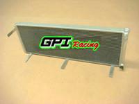 Wholesale water heat exchanger resale online - Aluminum Air to water intercooler heat exchanger for MR2 SW20 Side Mount