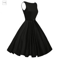 Wholesale pencil prom dresses resale online - Summer Sexy Dress Maxi Dresses Women Swing Bodycon Sleeveless Casual Evening Party Prom Vintage Dress Drop Shipping