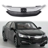 Wholesale sports cars parts for sale - Group buy Areyourshop ABS Black Front Center Grill Grille For Honda Accord Sedan th Gen Sport Style Front Grille Car Parts
