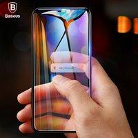 óculos temperados cheios de iphone venda por atacado-Atacado 7d tampa completa borda de vidro temperado para iphone x protetor de tela 0.3mm 9 h frente película de vidro de proteção para iphonex glasse
