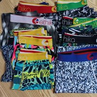 Wholesale sexy pants brief man for sale - Group buy In Stock Shorts Breathable Men Underwears Soft Mens Boxers Brief Letter Underpants For Men Sexy Male Shorts Boxer beach pants Quick Dry
