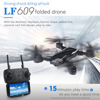 Wholesale toy stable resale online - 2 Ghz Cameras Drone Hover Speed Adjustable Stable Gimbal Toys Gift Altitude Hold LED Headless Mode P Drone HD CAMERA Uav