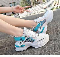el boyalı spor ayakkabıları toptan satış-2019 yeni spor ayakkabıları Gül Kadın oluşmaktadır ayakkabı bayan ayakkabı spor ayakkabıları El boyaması