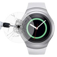 Wholesale samsung s smart watch online – Glass Protector for Samsung Gear S S2 S3 R380 H Clear Premium Tempered Screen Smart Watch