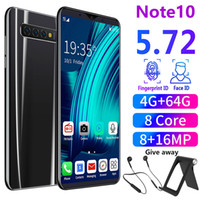 Wholesale tablets 3g call inch resale online - Note10 inch Android low cost mobile phone G G small tablet PC G internet calling smartphone