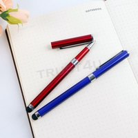Wholesale stylus ipad tablet for sale – best Universal Luxury in Capacitive Touch Screen Drawing Pen Stylus Pen for iPhone for iPad For Smart Phone Tablet
