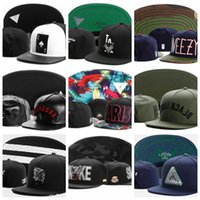 paris snapback groihandel-Cayler Sons Baseball Caps Männer Frauen Gorras knochen das Pik-As LA weezy Brooklyn PARIS BLACK Laberschädel Indianer schlangen Snapback Hats