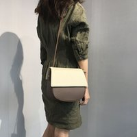 Wholesale saddle color for sale - Group buy Belle2019 Woman Bag Ins Exceed Fire Package Girl Satchel Color All match Leisure Time Single Shoulder Span