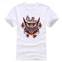 desenho da coruja venda por atacado-Owl Drawing T Shirt Mens Womens Moda Unissex Slogan Cool Comedy Fun Funny 2019 homens da forma camiseta