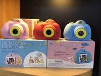 полные спортивные игры оптовых-Новейшая игра Action Sport Camera Best Seller 2.0 дюймовый ЖК-экран дети видео цифровая камера дети дети HD с функцией Selfie подарок ребенку