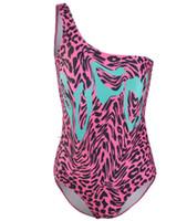 Wholesale bathing cap fashion resale online - Brand Designer fashion Swimwear Bikini set For Women Letter Swimsuit Bandage Bi quinis Sexy Bathing Suit BIKINI Swimsuit