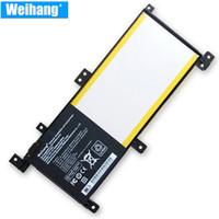 Korea Cell 5000mAh 38Wh 7.6V Weihang C21N1509 Laptop Battery For ASUS VivoBook X556UQ X556UQ-XO076T X556UJ X556UJ-XO015T