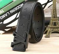 Wholesale designer belt v for sale - Group buy Hot famous brand designer cingulate V L women men leisure crime luxury high quality leather belt