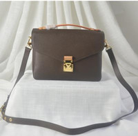 g cep telefonları toptan satış-Toptan Yeni Gerçek Hakiki Deri Bayan Messenger Çanta Moda Satchel çanta tasarımcısı Çanta Çanta Presbiyopik Paket Cep Telefonu Çanta