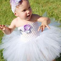 niñas corset niños al por mayor-Hot Retail Baby White Crochet Tutu Dresses Girls Handmade 1Layer Corset Ballet Dance Tutus con 4