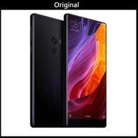 xiaomi bildschirm großhandel-Globale Version Original Xiaomi Mi MIX Smartphone 6,4 Zoll Vollbild Snapdragon 821 6 GB RAM 256 GB ROM 2040 x 1080 P xiaomi Telefon
