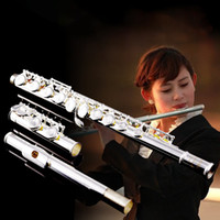 флейта yfl оптовых-Флейта на 16 отверстий в C-образной канавке