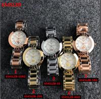 meninas relógios data venda por atacado-Senhoras personalizadas assistir discagem pérola incorporado adequado para meninas bonitas data de leitura desgaste da conversa de negócios