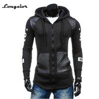rahat beyzbol formaları toptan satış-Yeni casual hoodies erkekler Hırka kazak erkekler hoody kazak Kazaklar Beyzbol Forması SS-M6