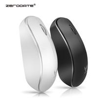 ingrosso grandi pulsanti per cellulari-Grandi vendite # 407 Mouse wireless Bluetooth Mouse mobile portatile a 3 pulsanti Sensore ottico ad alta definizione per PC Laptop Computer 1600 DPI