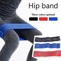 Wholesale thigh bands for sale - Group buy Indoor Outdoor Fitness Yoga Unisex Resistance Band Hip Circle Loop Exercise Band For Legs Thigh Buttocks No slip Elastic