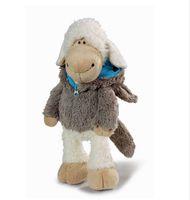 animais venda por atacado-NICI 35 Cm Super Bonito Stuffed Animal Nici Ovelha Na Lobo 's Boneca Lobo Ovelhas Brinquedos De Pelúcia Para Presentes de Aniversário de Natal Varejo