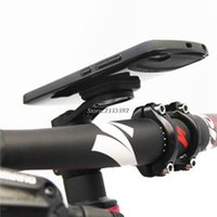 Wholesale gps bike computer for sale - Group buy ROSWHEEL Bike Bicycle Mobile Phone Bracket Holder Handle Bar GPS Computer Mount APR14_17