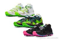 buhar x toptan satış-2019 Otantik Beyaz x Zoom Terra Kiger 5 Buhar Sokak Atlet Devam Ediyor Mens Koşu Ayakkabıları Dışında Sneakers Ile Spor ...