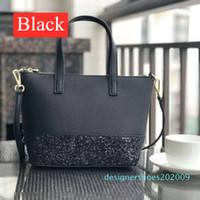 Wholesale sparkling glitter handbags resale online - New Fashion Women Luxury Designer Big Bags Glitter Small Crossbody Wallets Credit Card Holder Woman Wallet Sparkle Purses Handbag ad09