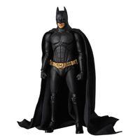 juguetes caballero oscuro al por mayor-Figura de acción de Super Hero Batman Articulaciones móviles El juguete de la colección Dark Knight Regalos de Navidad con caja