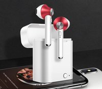 gps bluetooth groihandel-Heiße verkaufende Generation 2. TWS drahtloser Kopfhörer Smart Sensor + Rename + GPS Bluetooth Kopfhörer Stereo-Ohrhörer für iPhone und Android