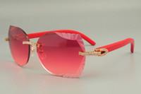 067e1cb5f91d 2019 private custom LOGO or your name luxury brand sunglasses unisex glasses  8300817-A sunglasses hot sale, free shipping DHL